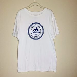Adidas 1949 Three Stripe Life Logo Tee